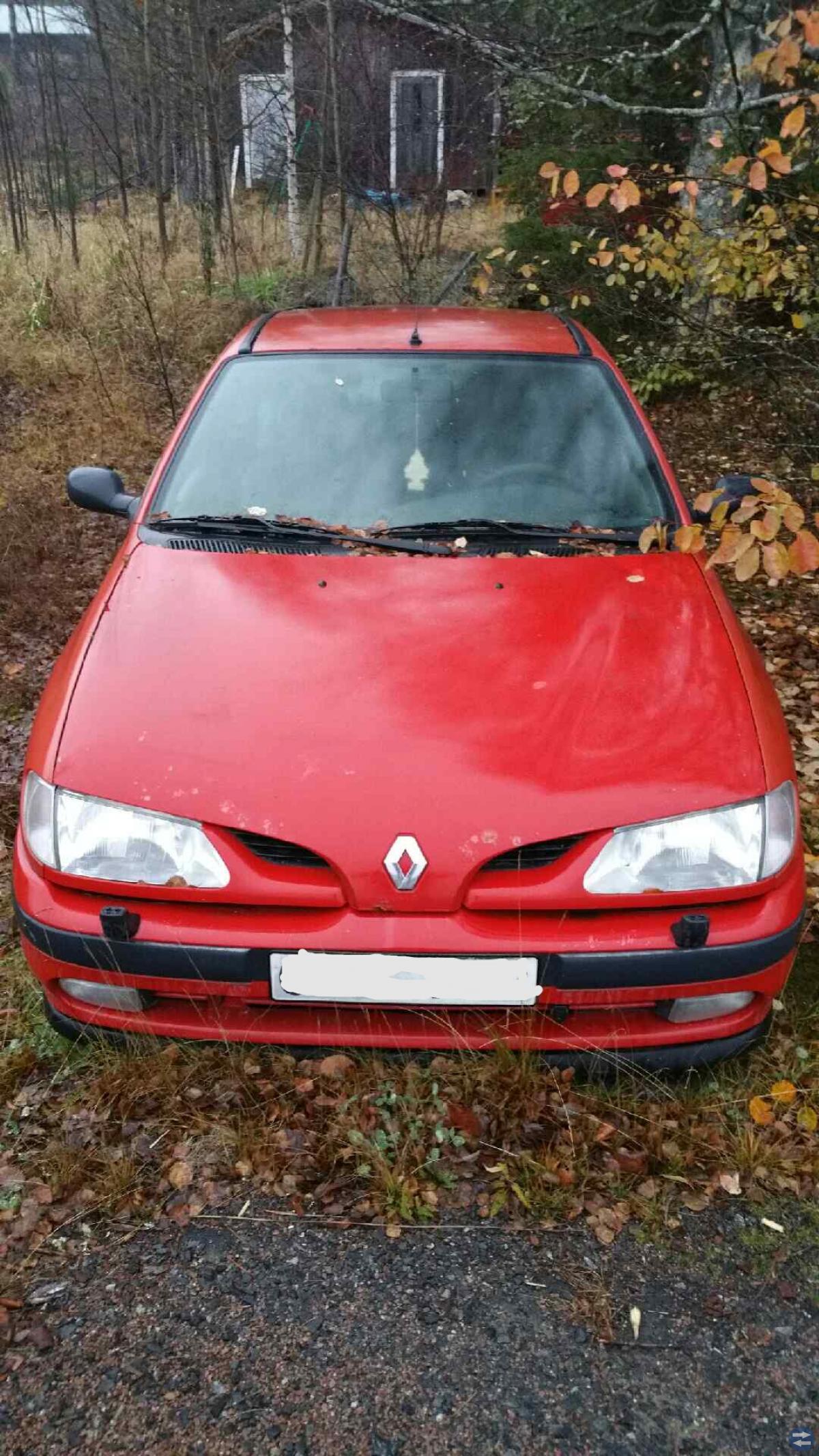 Renault megane - 98 GDS kamremshaveri