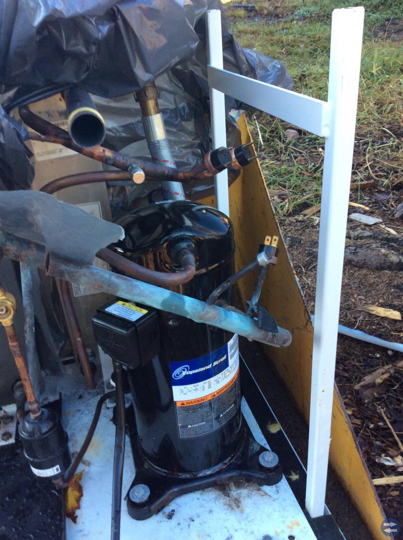 Kompressor till Thermia värmepump