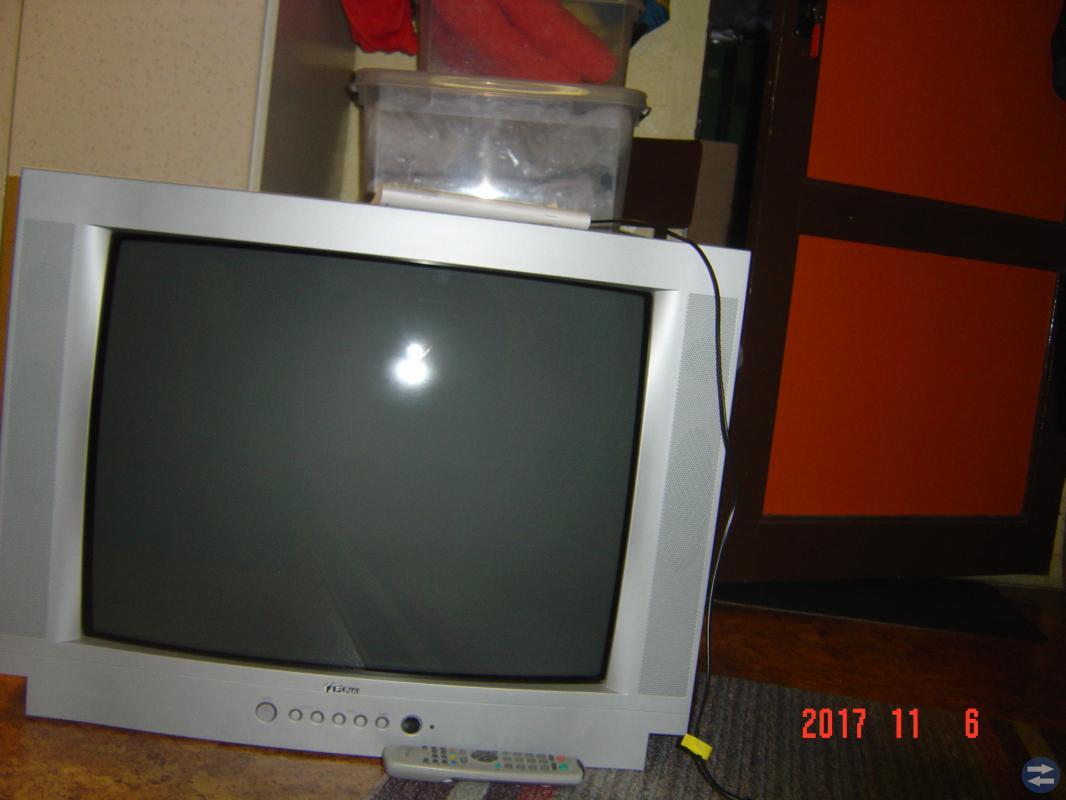 Begagnade TV-apparater