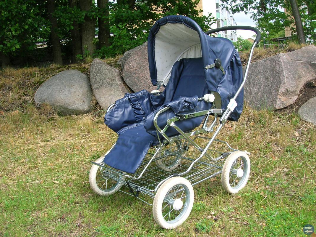 Barnvagn Retro