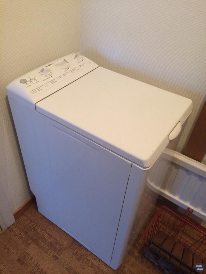 Toppmatad tvättmaskin - Gällivaretorget.se - Gällivares bästa och ...