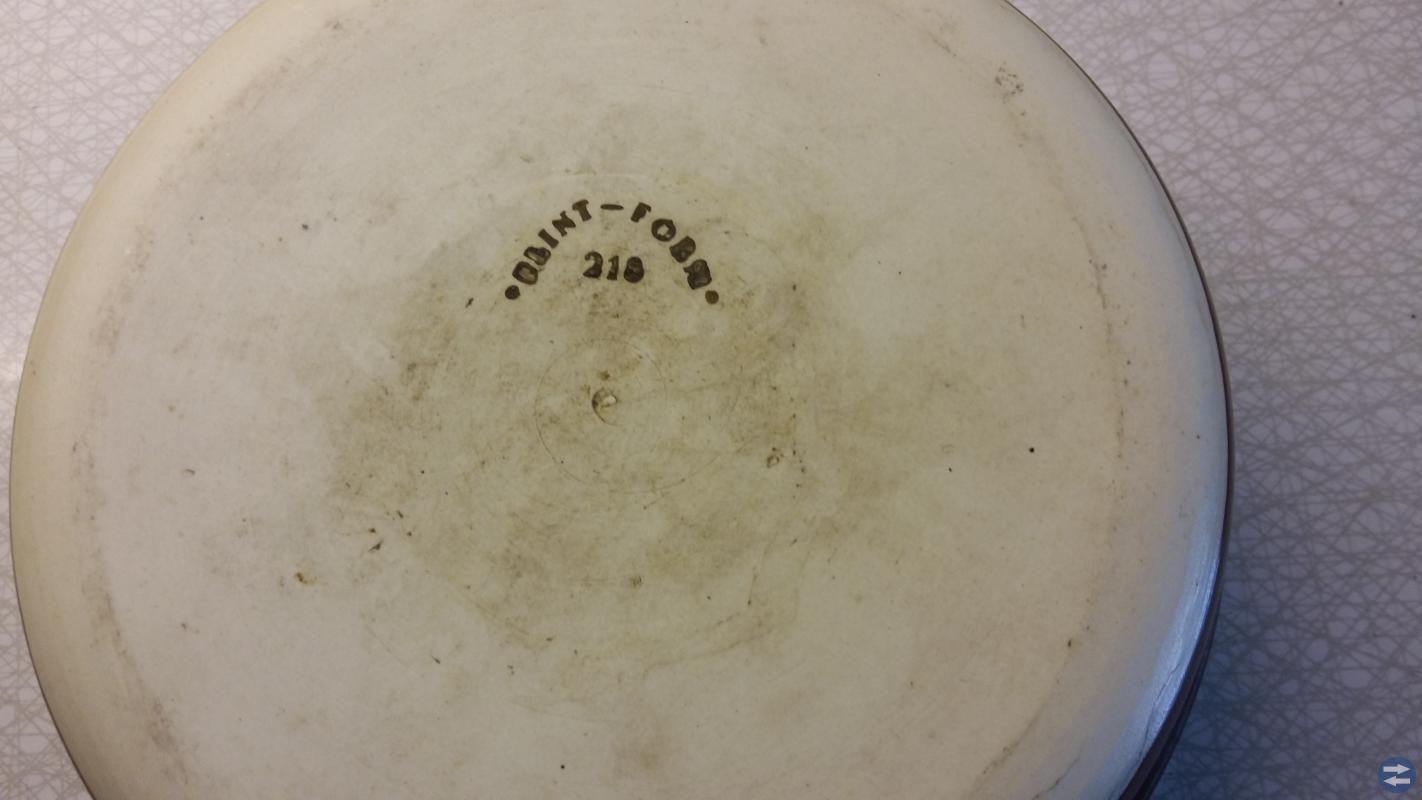 Keramikform