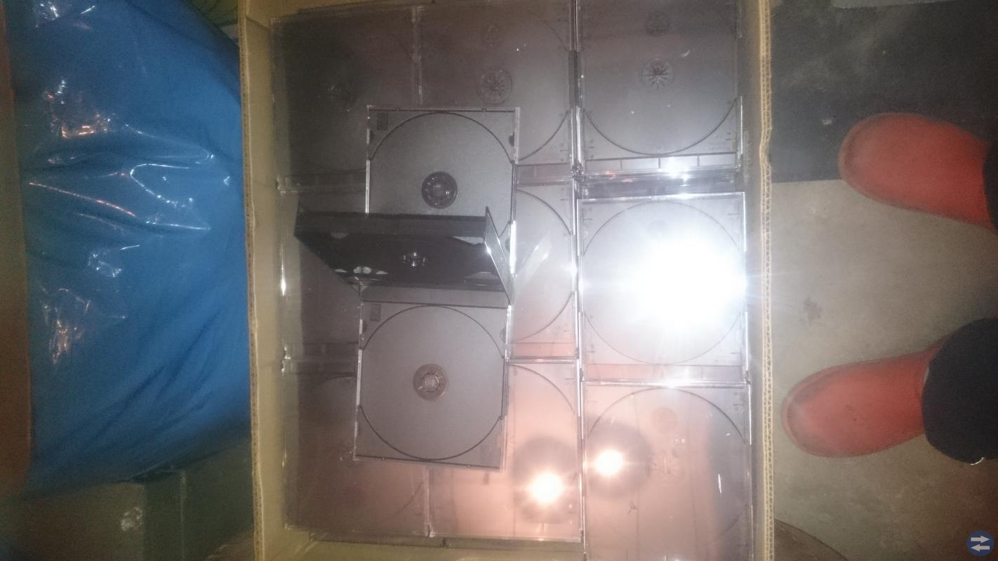 Cd-dvd fodral
