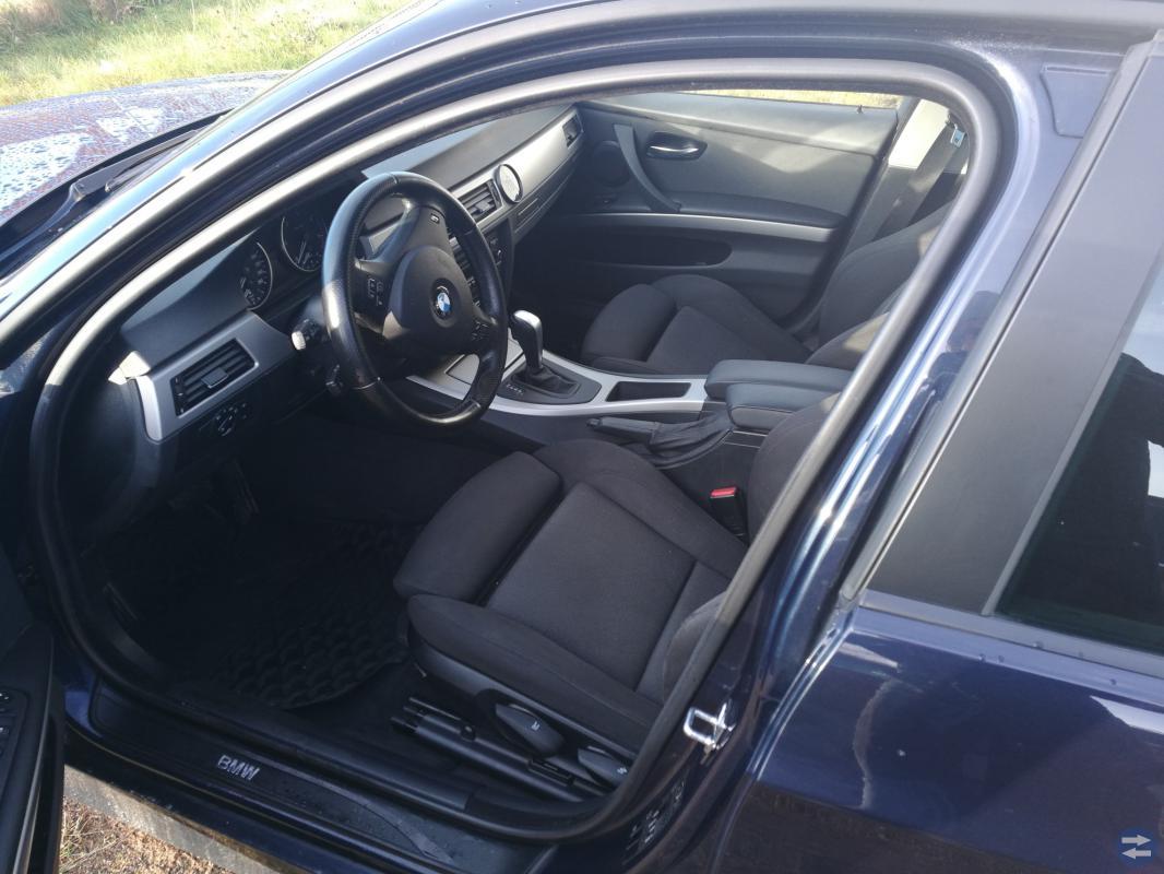 BMW 320d automat touring 2007