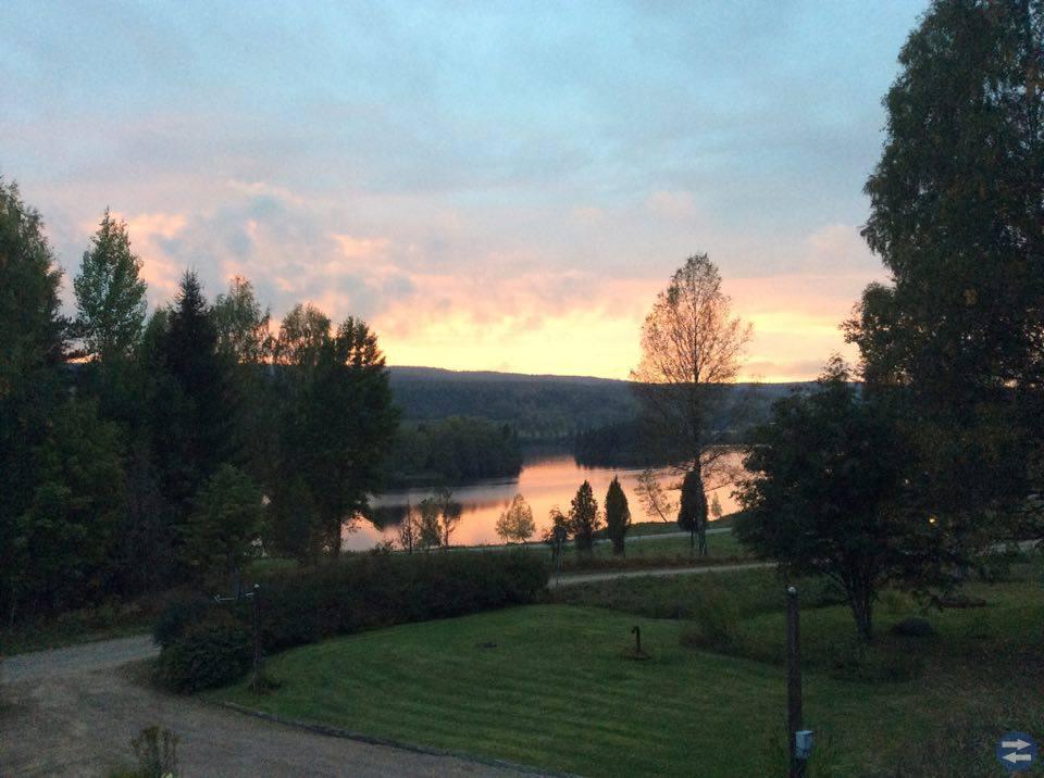 Villa med vacker utsikt över sjön