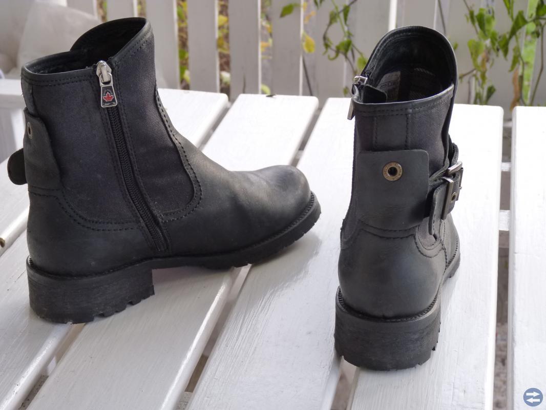 Snygga boots från Scorett stl 38, använda 3ggr