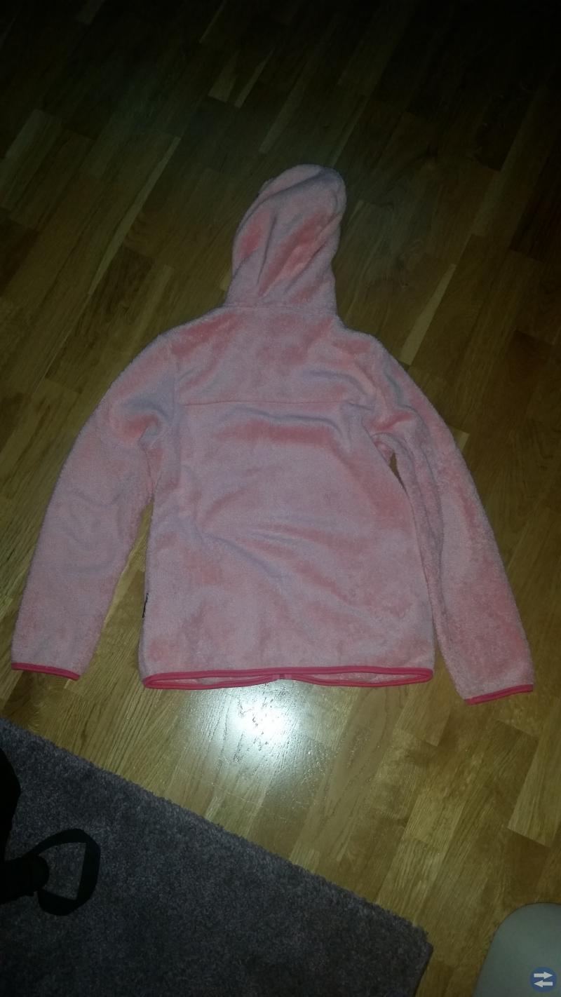 Fleece tröja/jacka