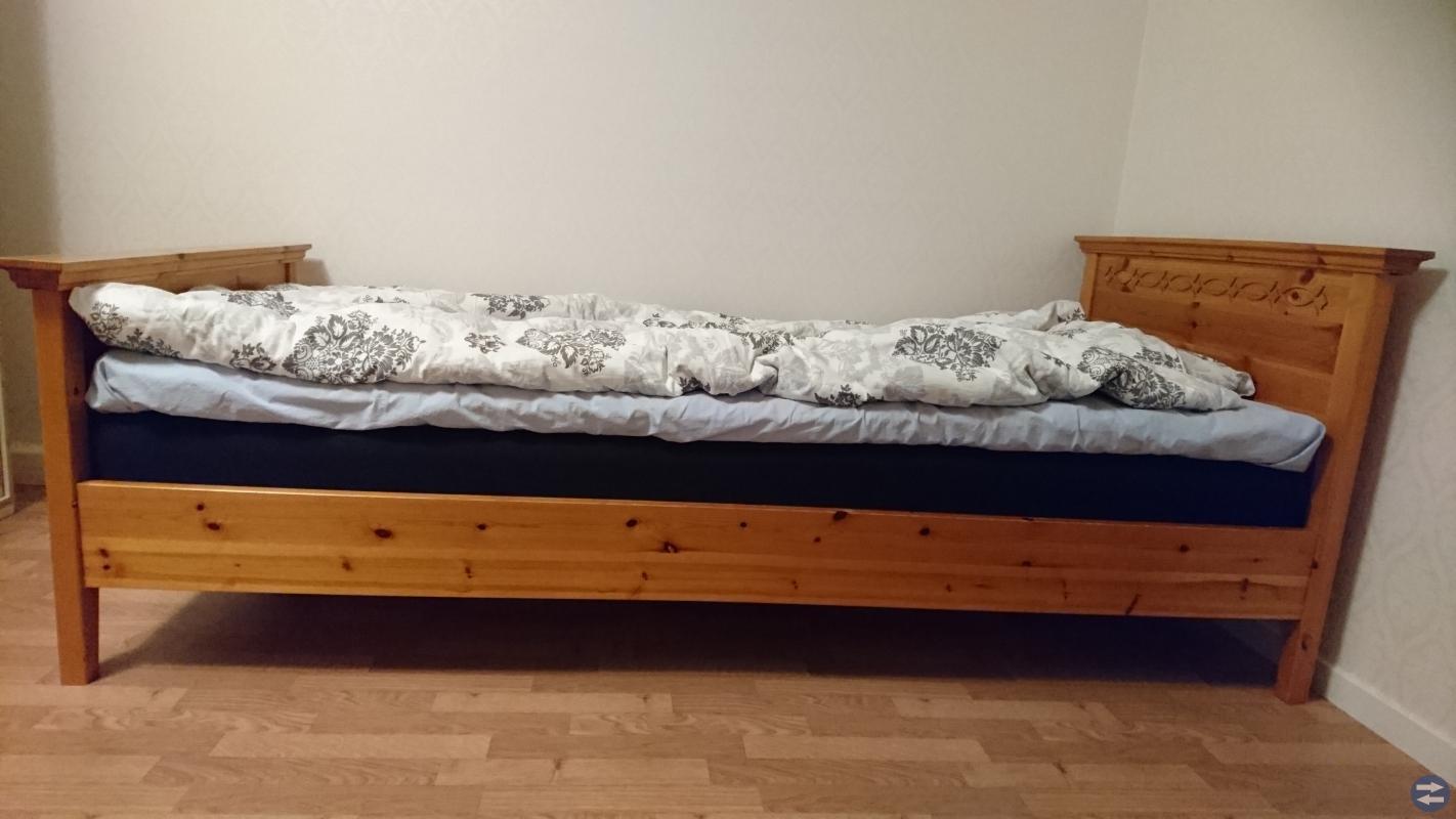 Fin sängram i trä Härnösandtorget se Härnösands bästa och största köp& sälj marknad med