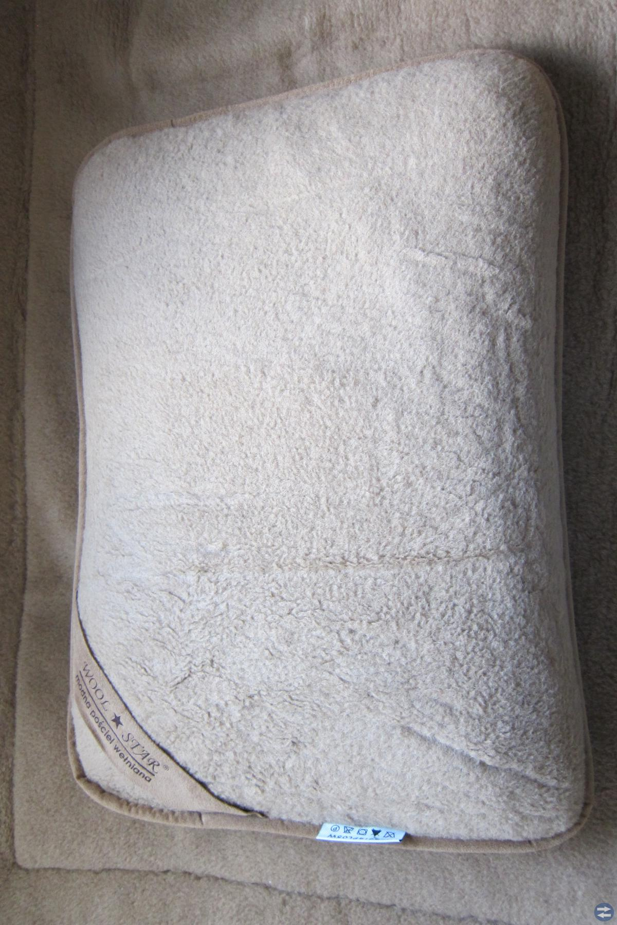 Sängkläder kamelull