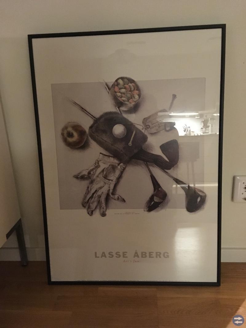 Tavla Lasse Åberg
