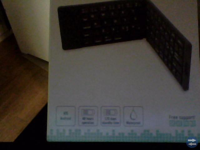 Pocket keyboard
