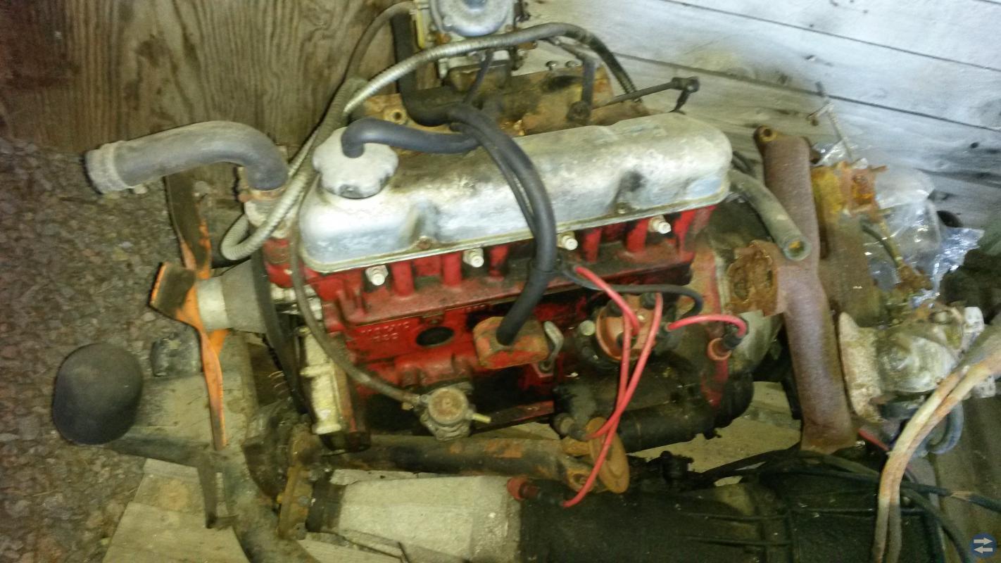 Volvo 144 -69  Renoveringsobjekt