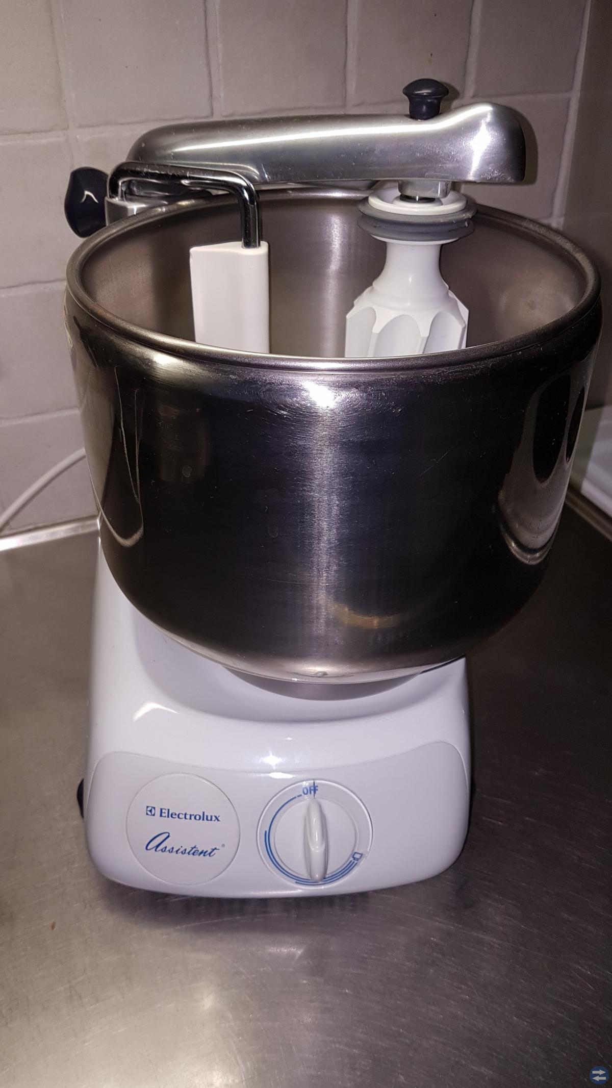 Electrolux Assistent Nr 24
