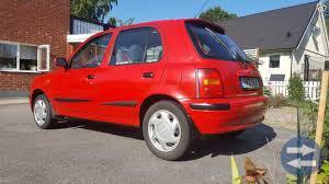 Nissan Micra 99 15500 mil kamkedja