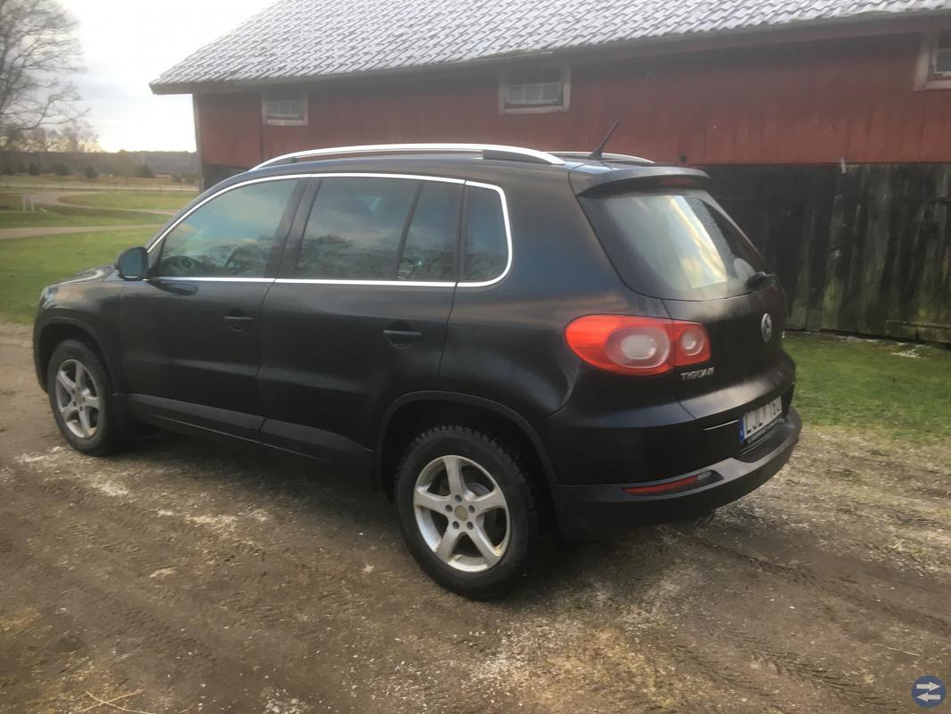 Volkswagen Tiguan 2,0 Tdi, 2009