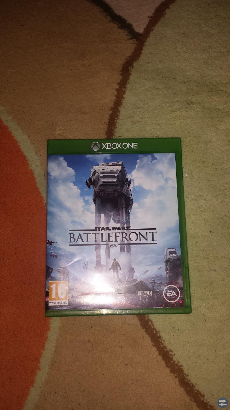 3st Xbox One spel
