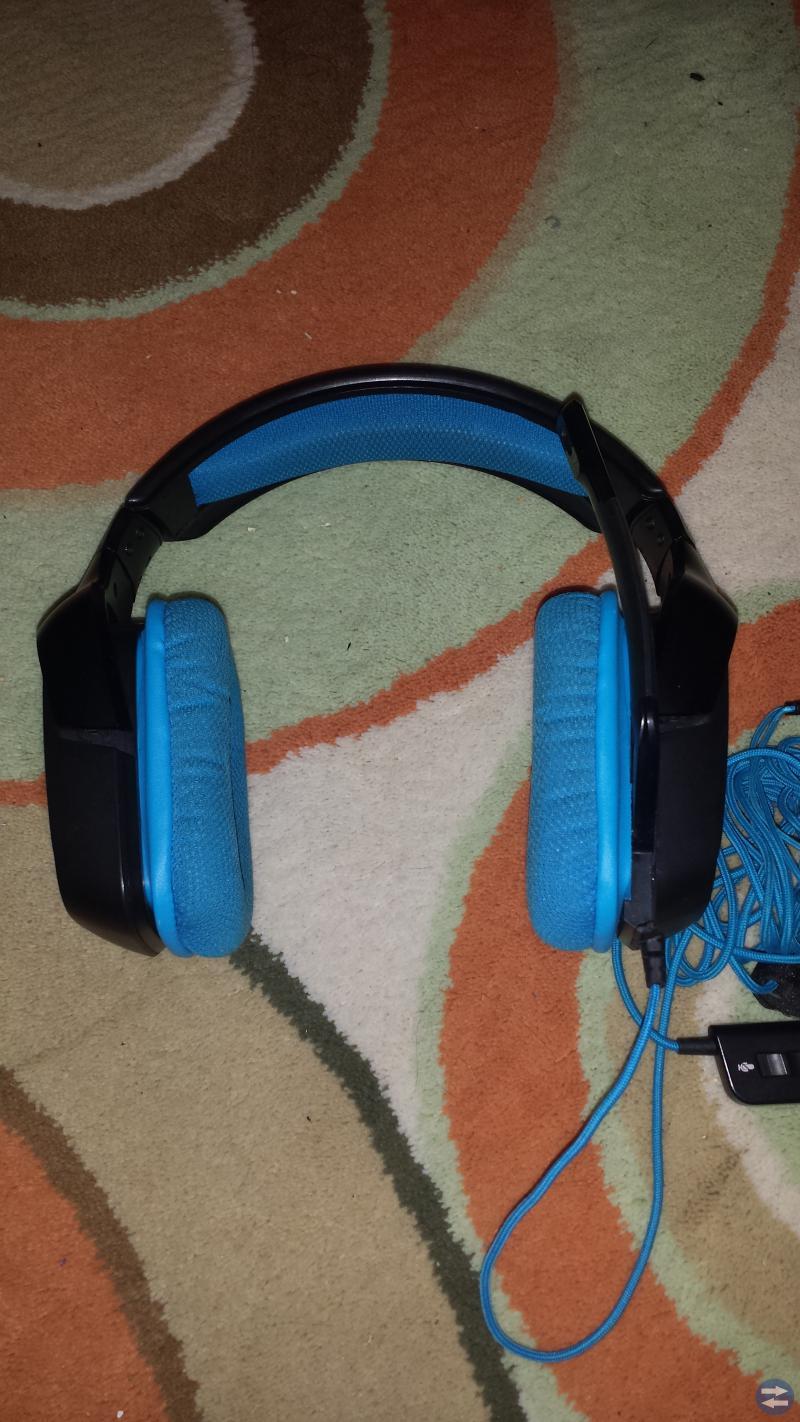Gaming Headset hög kvalitet
