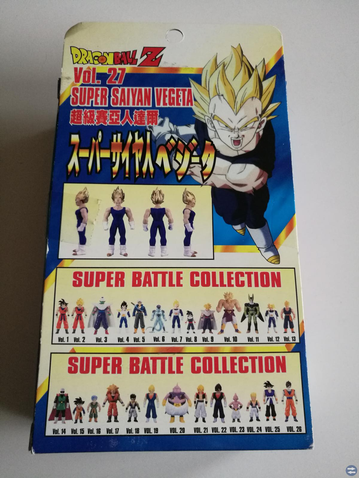 Dragon Ball Z action figur - SSJ Vegeta