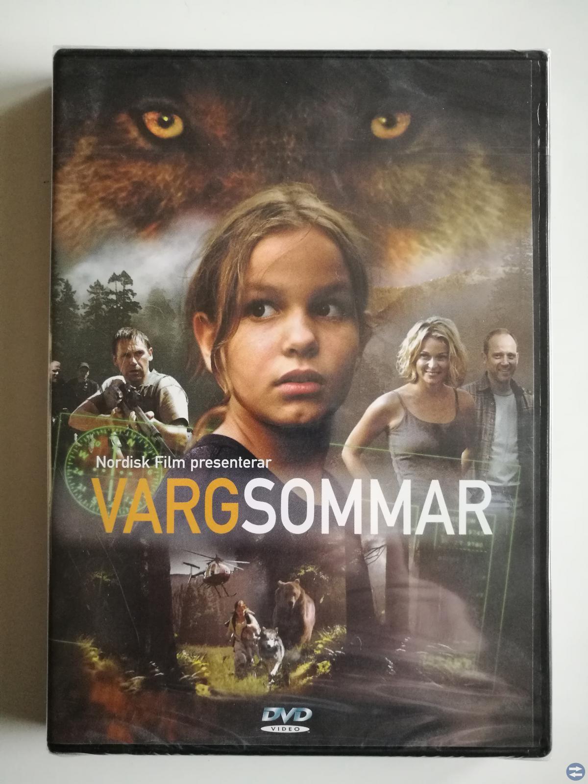 Vargsommar (DVD)