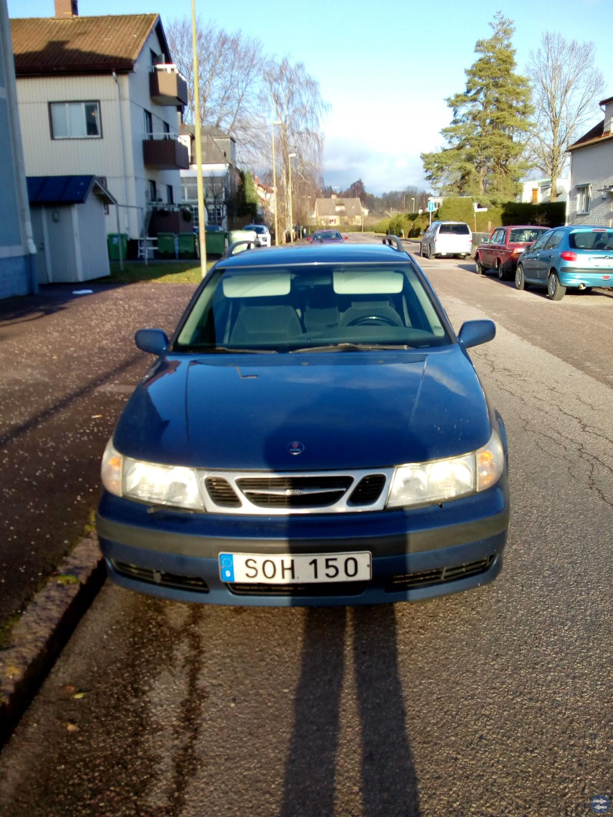 Saab 95 års modell 2001