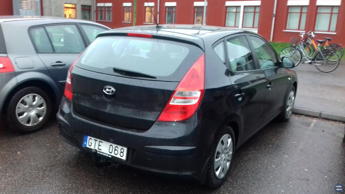 Hyundai i30 1,6 Cardi.Billigt ägande
