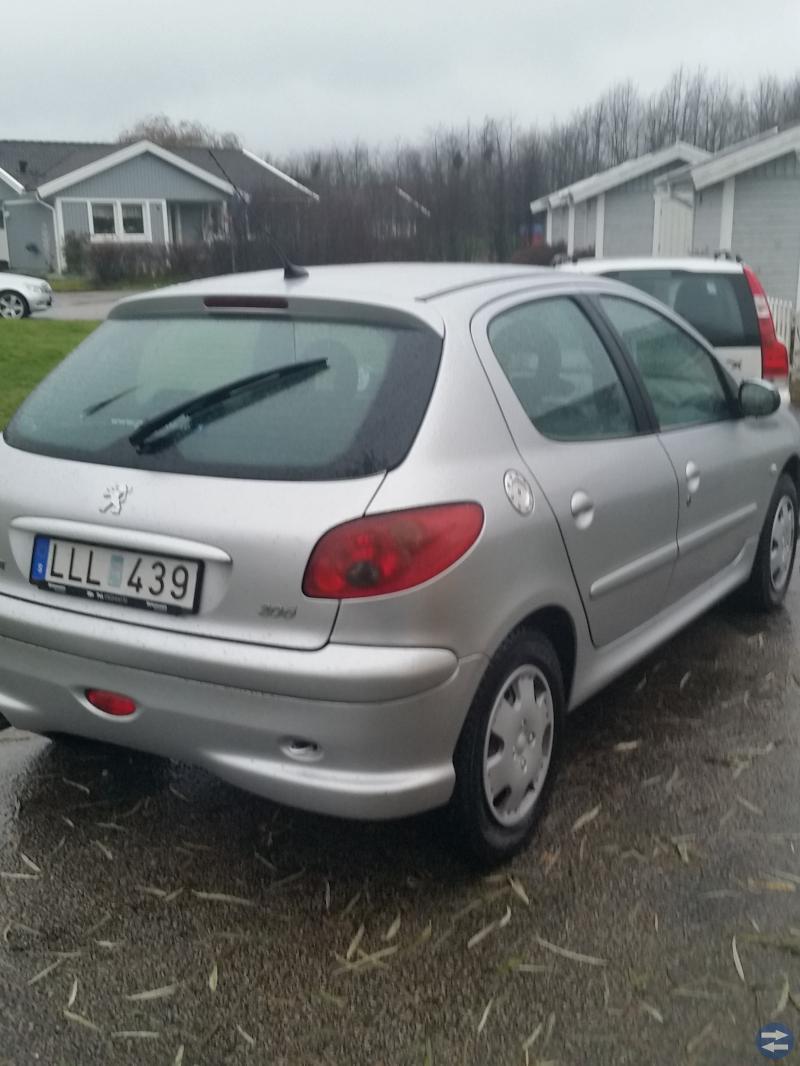 Peugeot 206  1.4  -07
