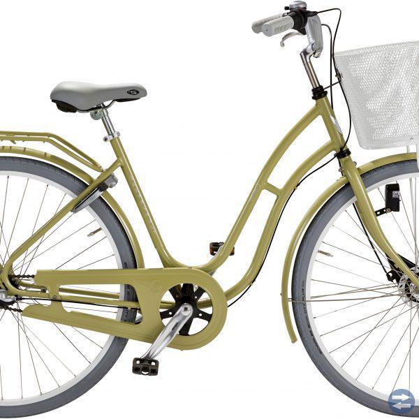 Säljer min underbara bekväma damcykel