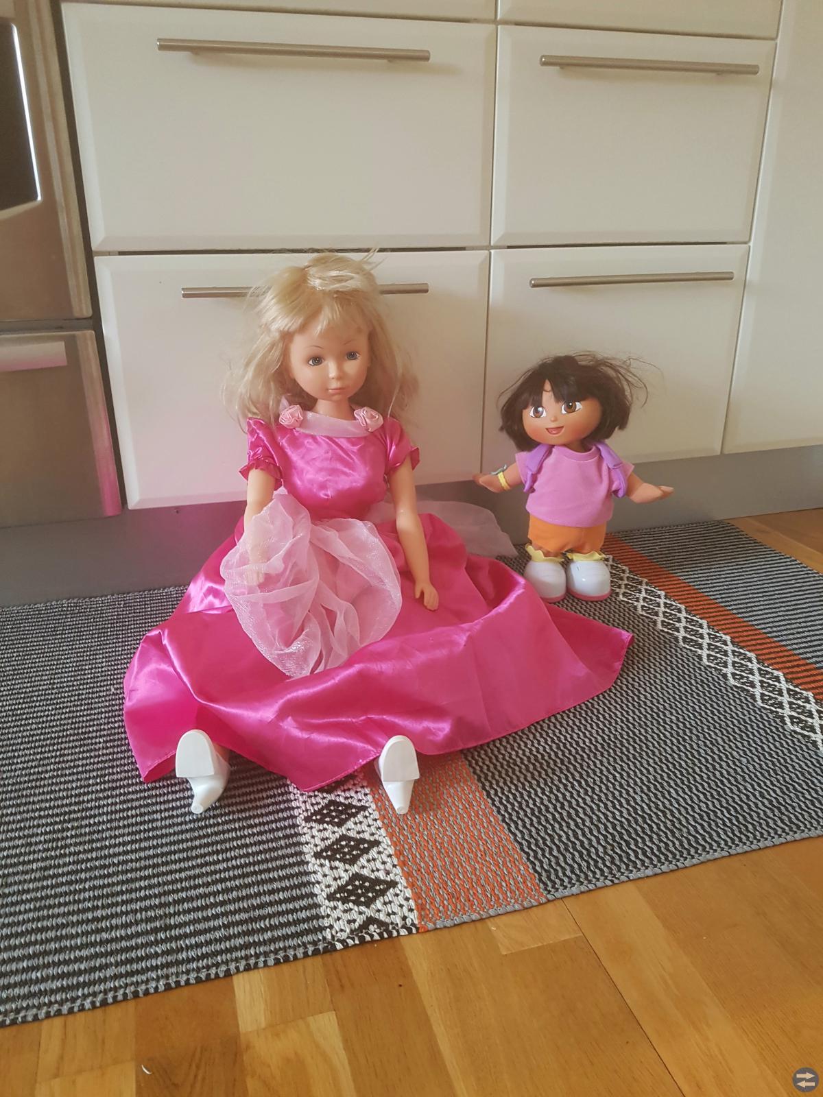 Diverse leksaker