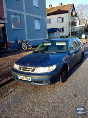 Saab 9.5 se 2.0t