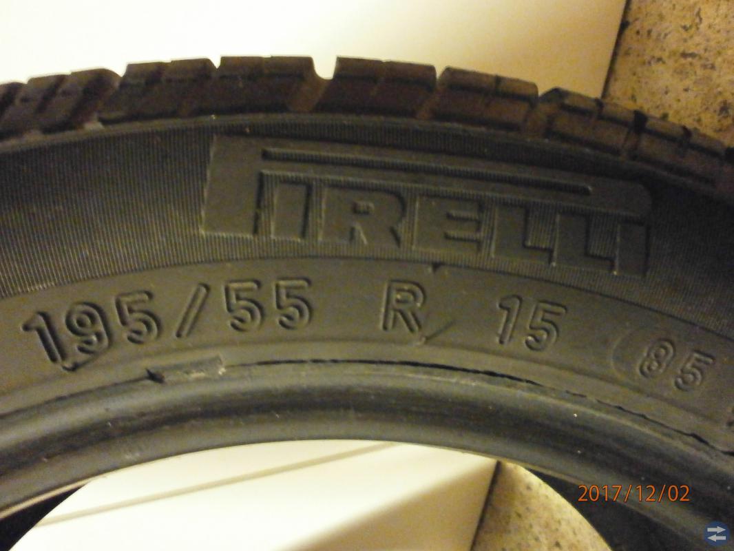 Pirelli Sommardäck
