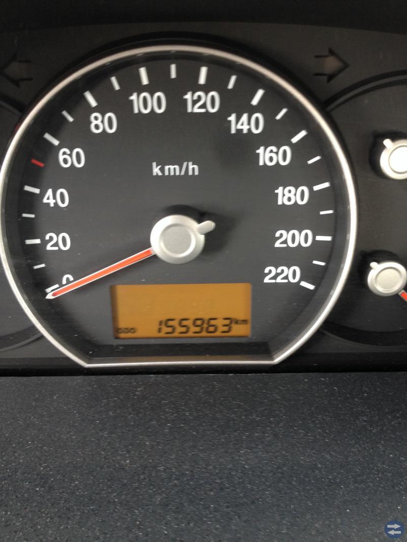 Kia Carens Diesel 08 Manuell 7-sits välvårdad