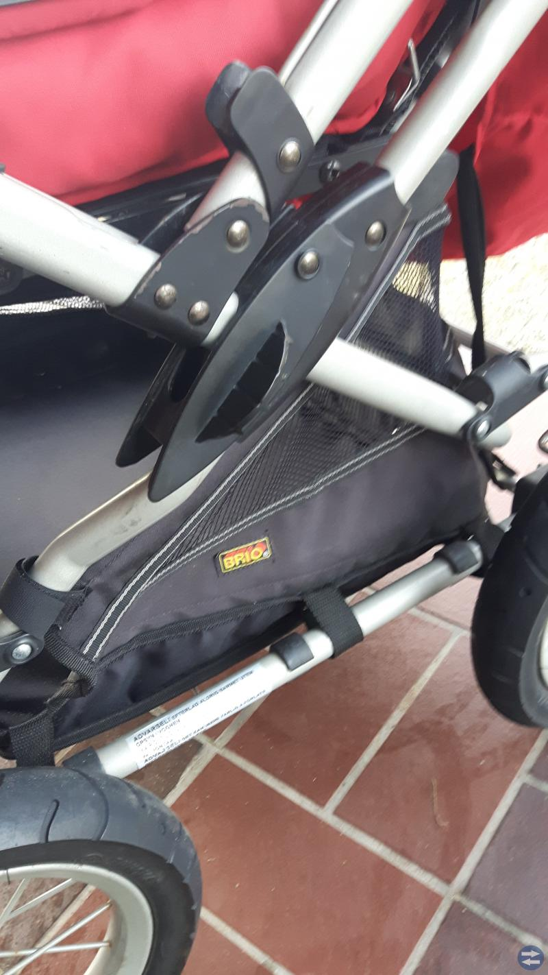 Syskonvagn Brio
