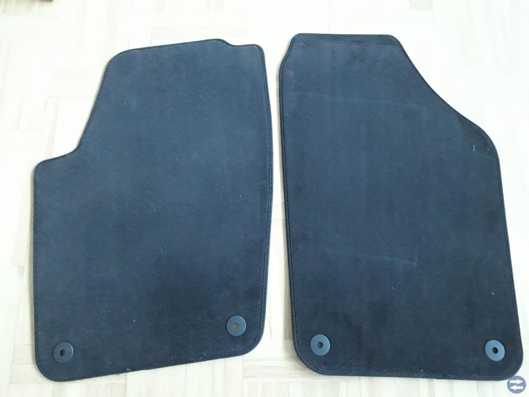 Lasthållare och golvmattor till WV Polo M02-09