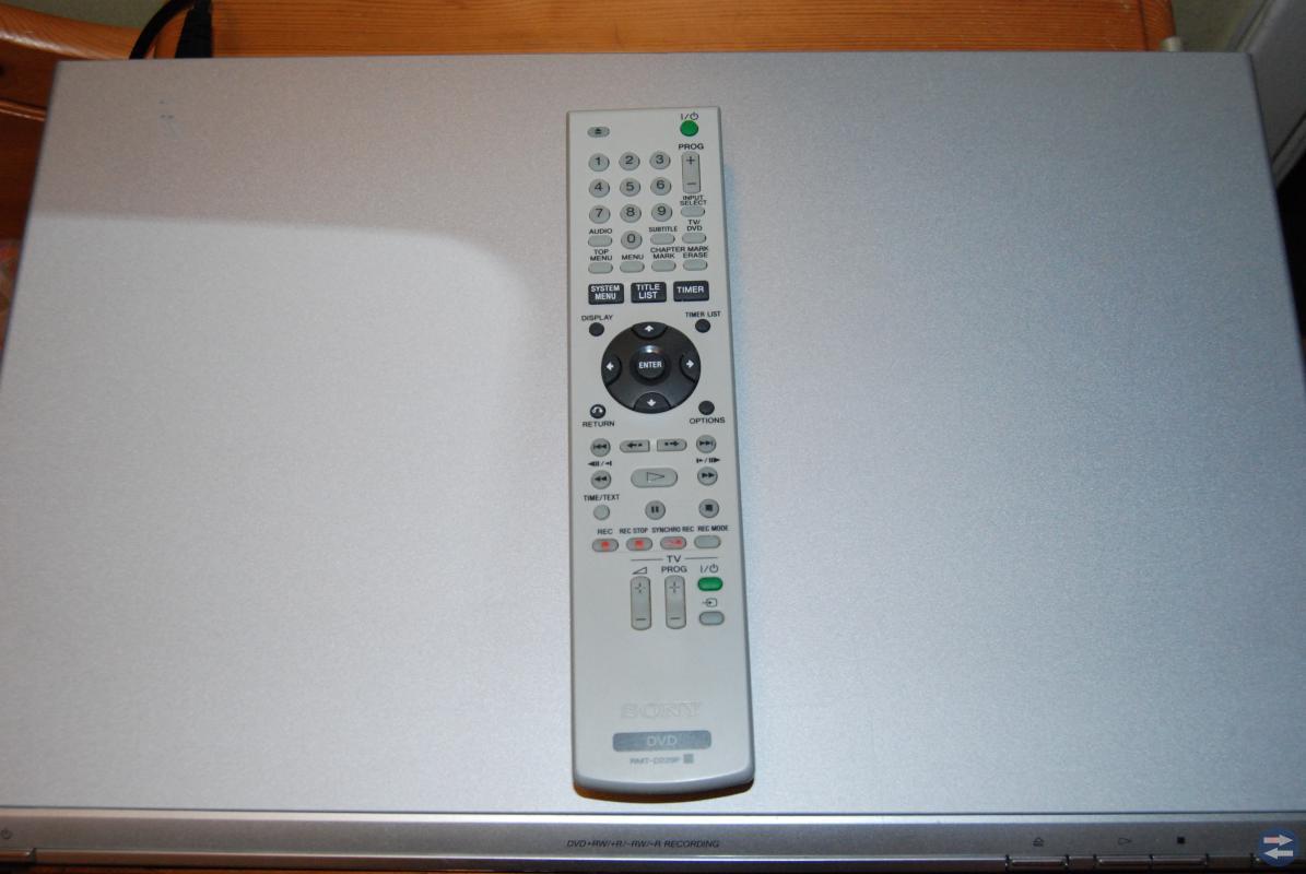 Sony RDR-GX220