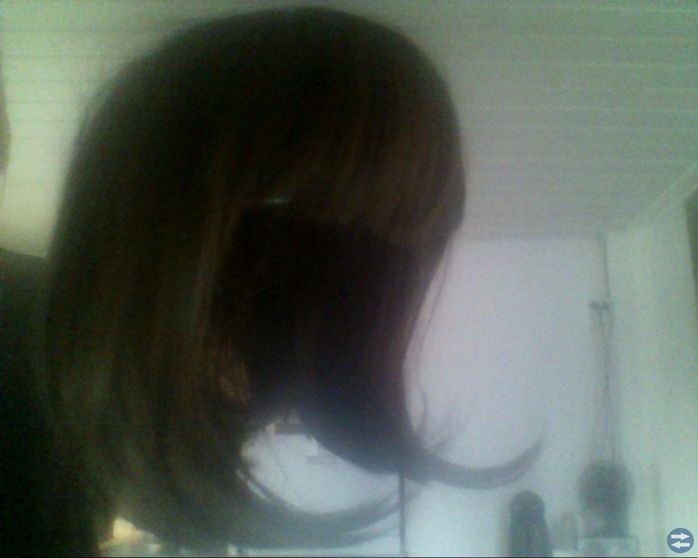Hel peruk guldljusbrun