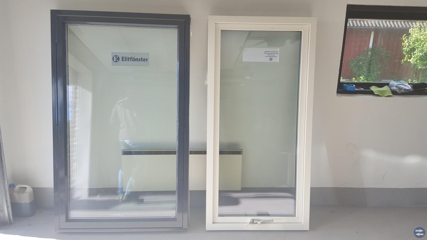 Nytt Elitfönster 11x18  3 glas