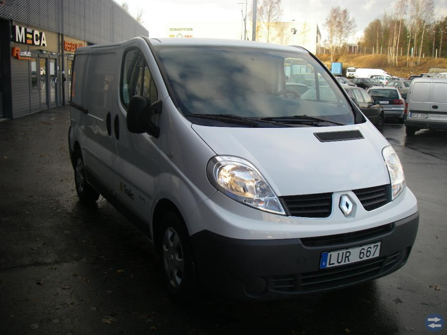 Renault Trafic 2011  2.0 Dci