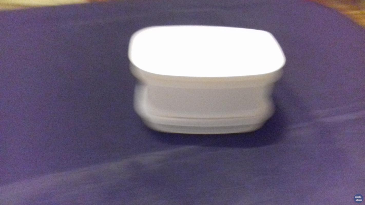 Tupperware Plast