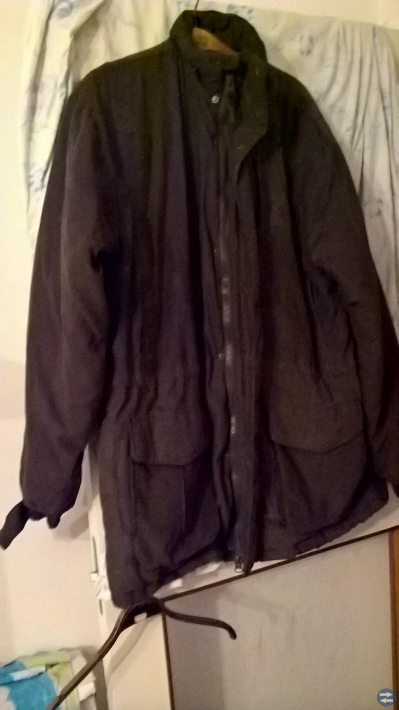 Oanvänd  jacka för jägaren stl XL