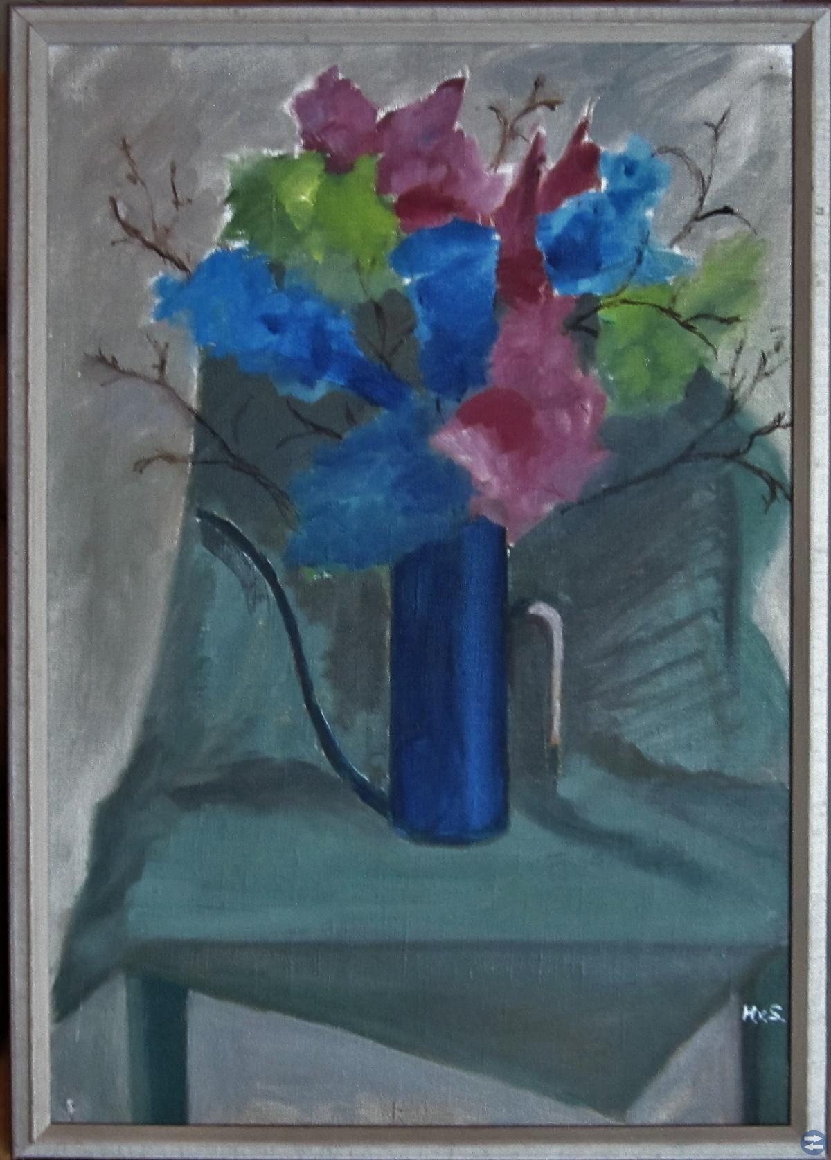 Hans Walter Sundberg(1922-2004)Blomsterstilleben