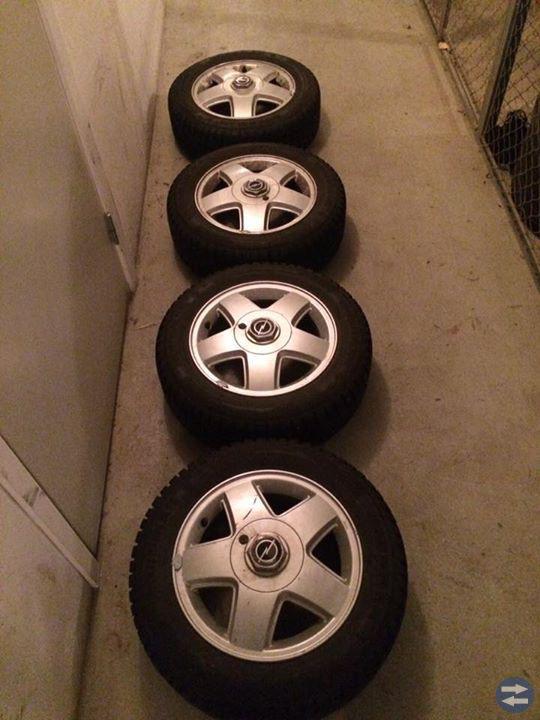 Vinterdäck;Opel corsa