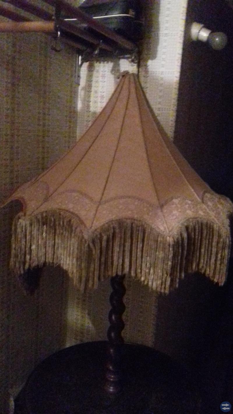 KopparLampa   Fyrlampa till tak mm