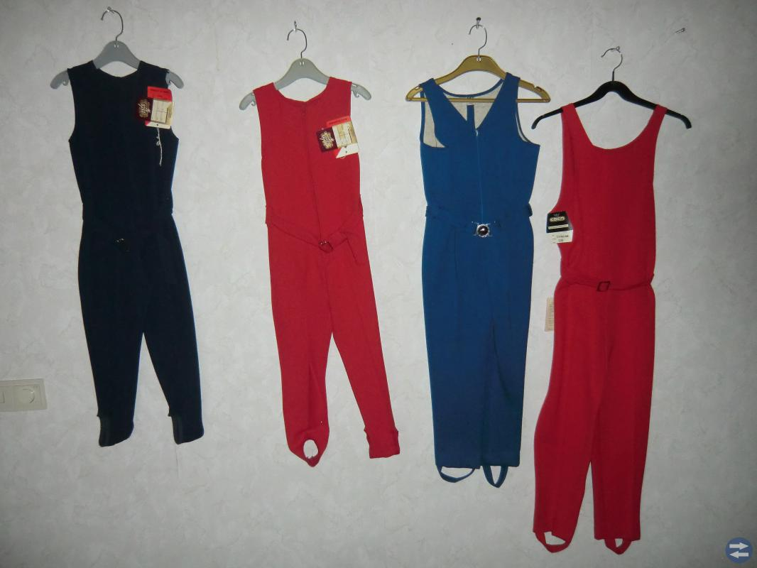 Nya Vinterkläder från 80-90 Talet