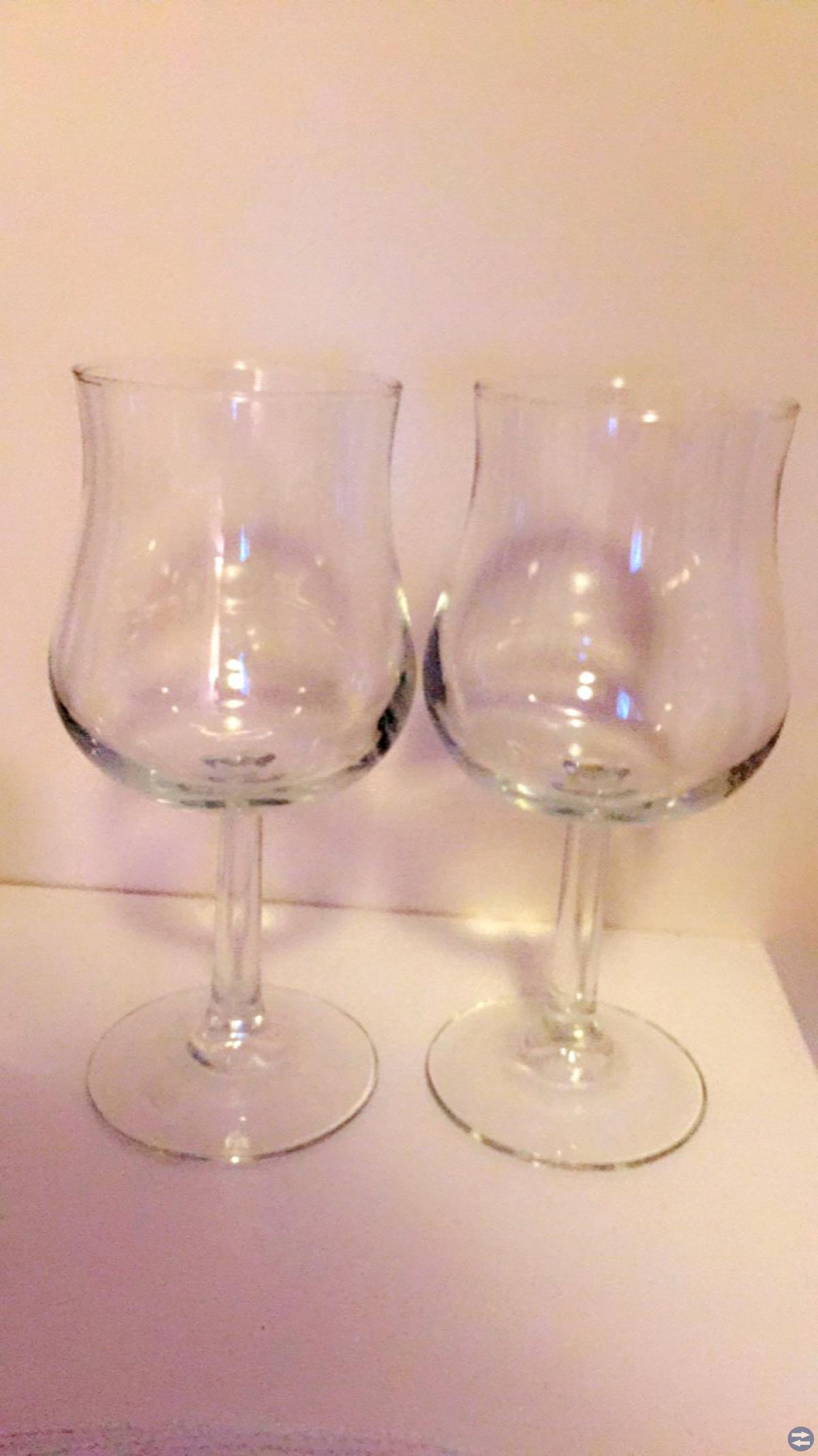 10 stycken vinglas
