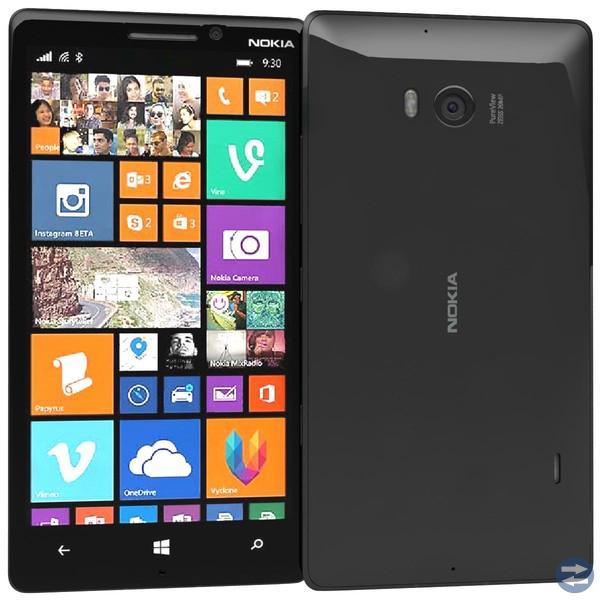 Nokia Lumia - Olåst