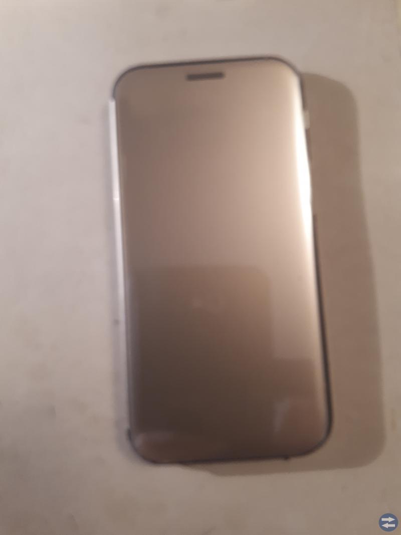 Helt oanvänt guldskal till Samsung Galaxy A 5