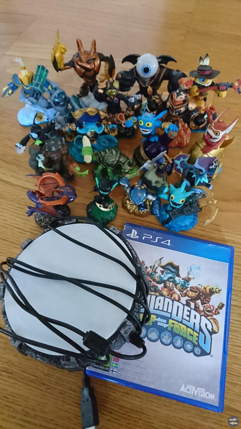 Skylanders Playstation 4
