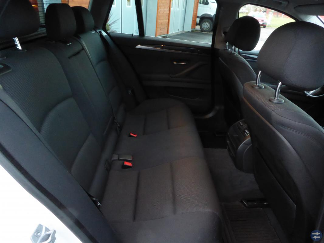BMW 520DA X-DRIVE F11 2014