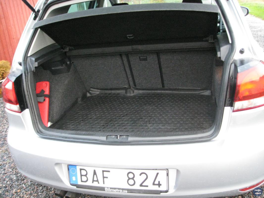 VW Golf VI, 2,0 TDI 4-motion (140hk) - 2010