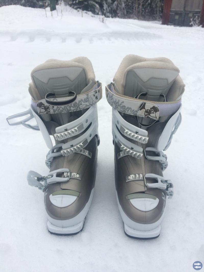 Pjäxor ski